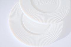 Poker Chips (Toats Master) Tags: macromonday whiteonwhite pokerchip chip circle round