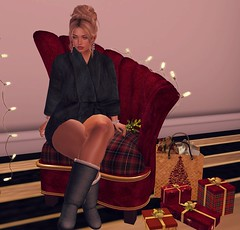 This Christmas (Sultry ALLURE) Tags: chantelsatine sultryallure secondlife blogger sl slink hourglass xxxtasi sponsor avatar ncore truth hair blog bento chantel genus mesh