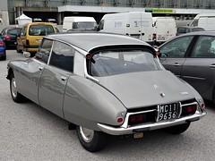 1973 Citroen DSuper 5 (Alessio3373) Tags: cars oldcars classiccars worldcars targhenere blackplates citroen citroends citroendsuper5