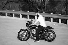 12-Jan-TJ-23 (SgtBourne) Tags: fuji fujifilm xt2 fujixt2 suzuki motorbike blackandwhite