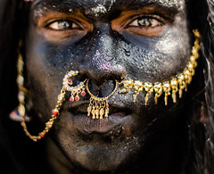 Kali   Kulasekarapatinam,2018 (Vijayaraj PS) Tags: kulasekarapatinam kaali rituals tamilculture tamilrituals tradition tamilnadu india asia photography people colourphotography indianculture portrait portraitphotography