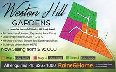 Lot 34 Weston Hill Gardens (off Weston Hill Road), Sorell TAS