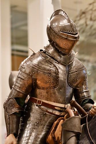 Cuirassier Armour (early 17th Century)