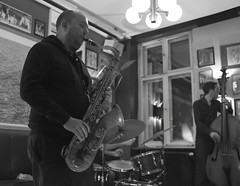 _DSC6901 (Mari Poller) Tags: jazz sideways series berlin concert gig bill mchenry berlinwedding music sax