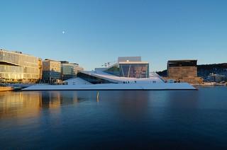 The Oslo opera