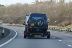 N321 EUY (Nivek.Old.Gold) Tags: 1996 land rover discovery tdi auto 2495cc