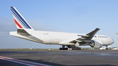F-GUOC (Dub ramp) Tags: airfrancecargo airfrance boeing777 b777 b77f b777200 b772 eidw dub dublinairport