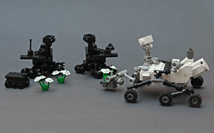 Farewell, Opportunity (Stefan Schindler) Tags: nasa mars exploration rover opportunity spirit robot space science