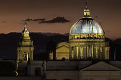Catedral (antoniofotoxar67) Tags: iglesia arquitectura ciudad nocturna puesta de sol atardecer cupula