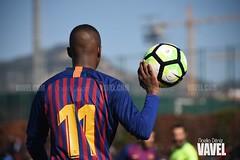 DSC_5048 (VAVEL España (www.vavel.com)) Tags: fcb barcelona barça juvenil dh zaragoza cantera masia planterfcb fútbol football soccer futebol azulgrana blaugrana culé