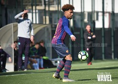 DSC_4992 (VAVEL España (www.vavel.com)) Tags: fcb barcelona barça juvenil dh zaragoza cantera masia planterfcb fútbol football soccer futebol azulgrana blaugrana culé