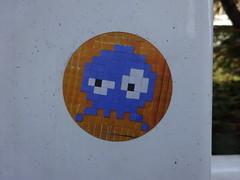 Sticker de tofz4u (aka Denis) (février 2019) (Archi & Philou) Tags: sticker denis tofz4u paris13 openbach spaceinvader