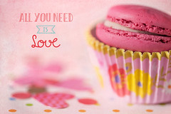 All You Need is Love (JMS2) Tags: valentinesday cookies stilllife texture pink fun sweet
