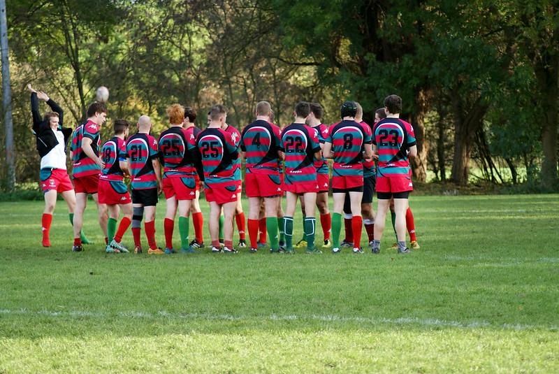 Senioren 2 Rugby Mechelen - Pajot
