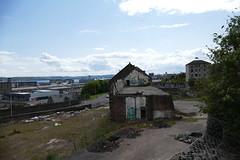 Wallace Craigie Works Dundee 2016 (11) (Royan@Flickr) Tags: 201605 wallace craigie works dundee william halley sons blackcroft landmark jute mill factory buildind demolished history 2016