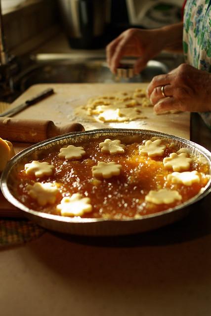 Crostata di marmellata