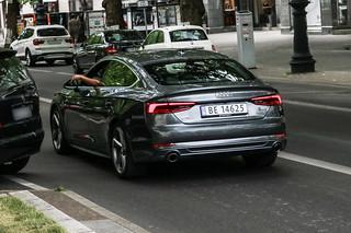 Norway (Drobak) - Audi A5 Sportback B9