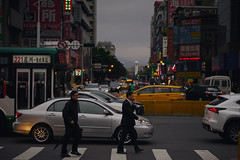 Taipei street (ryo_ro) Tags: a7 ilce7 sony sonnar 85mm f28 contax carlzeiss zeiss taiwan taipei