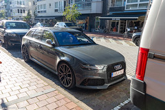 RS6 (Alessandro_059) Tags: audi rs6 avant c7 grey