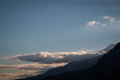 Elevation (Through_Urizen) Tags: antalya category goynuk landscape places sunset turkey canon70d canon tamron70200g2 landscapephotography travelphotography mountain slope silhouette clouds sunlight glow sky