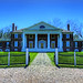 Montpelier Mansion (paint filter)