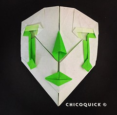 Origami Extra! Clown by Hideo Komatsu #おりがみ #日本 #中國 #대한민국 #Uk #Deutsche #Россия #Origami #Paper #Foldedbyme #Foldoftheday #Instaorigami #Winter #ElParaiso #Mar #05 #2019 #Caracas #Venezuela #chicoquick (chicoquick) Tags: おりがみ 日本 中國 대한민국 uk deutsche россия origami paper foldedbyme foldoftheday instaorigami winter elparaiso mar 05 2019 caracas venezuela chicoquick