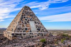 Poston Butte (Buck--Fever) Tags: arizona arizonadesert arizonaskies arizonawonders postonbutte florencearizona hunthighway tomb centralarizona canon60d tamron18400lens