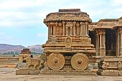 The Chariot (GVG Imaging) Tags: hampi karnataka india
