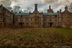 ...victorian. (lars feldhaus) Tags: abandoned asylum roadtrip decay neo gothic architecture victorian