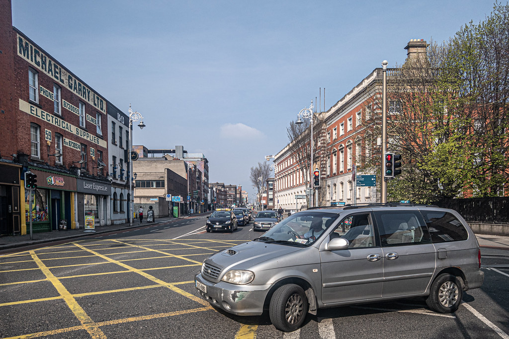 NORTH KING STREET DUBLIN [WHERE NORTH KING STREET MEETS BOLTON STREET]-151483