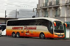 Abbott, Leeming (NY) - XL13 AOL (peco59) Tags: xl13aol volvo b11rt b11r b11 sunsundegui sc7 abbottleeming coach abbottsofleeming abbottscoaches psv pcv