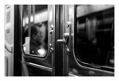 """Monday Morning II"" (The Blue Water Lily's Company) Tags: fdrouet nb bw monochrome monochrom street rue metro nikon d610 paris"