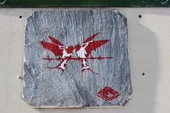 Erudiorf_5690 avenue Edison Paris 13 (meuh1246) Tags: streetart paris paris13 animaux erudiorf avenueedison oiseau