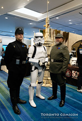DSC_4630 (slamto) Tags: cosplay toronto comicon starwars imperialofficer stormtrooper 501st