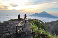 Amazing View of Mount Batur (mountbaturtrekking) Tags: mountbatur sunrise sunrisetrek trekking mountbaturbali volcano volcanotrekking volcanohiking hiking sunrisehike bali indonesia ubud legday travel travelgram mytravelgram instatravel wanderlust backpacker backpacking exploretheworld irishabroad dawn clouds rain animals leaf fun outside climb hike night morning yellow trees orange new landscape sun lake light blue nature mountbaturtrekking balivolcano balitour batur kintamani baturcaldera mountbatursunrise sunset sky tree water beautiful vacation tour mountain forest macro canon green wildlife ilovenature mount