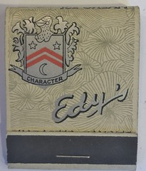 EDY'S ICE CREAM-CANDIES OAKLAND,BERKELEY AND SAN FRANCISCO CALIF (ussiwojima) Tags: edys edyscandies candy oakland berkeley sanfrancisco california advertising matchbook matchcover
