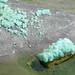 Melanterita por alteración de pirita - Río Tinto (Nerva, Huelva, España) - 05