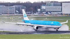 KLM A330 (Ramon Kok) Tags: a330 a330300 a333 ams avgeek avporn airbus airbusa330 airbusa330300 aircraft airline airlines airplane airport airways amsterdam amsterdamairportschiphol aviation blue eham holland kl klm koninklijkeluchtvaartmaatschappij phakd royaldutchairlines schiphol schipholairport thenetherlands luchthavenschiphol noordholland nederland nl