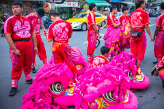 Dragon For Too Long (Michael Goldrei (microsketch)) Tags: 2018 festival celebrations leicam 35 dragon township 35mm photos west photographer st celebration typ240 wǔ lóng boat resting break dance donggang photo dancing pingtung mp taoist zodiac tungkang leicacamera wang asph harbor photography taoism costume yeh central harbour documentary pink urban leicamtyp240 typ street 240 mp240 14 leicalovers leica summilux 18 burning