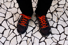 Stone breakers (culiac) Tags: sony alpha a6000 culiac shoes stone walk red
