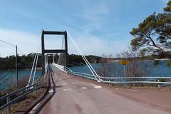 Brändöströms bro , Föglö (evisdotter) Tags: brändöströmsbro bridge landsväg road landscape skärgård archipelago sooc föglö skärgårdskommun åland