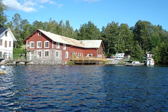 DSC05120 (MSchmitze87) Tags: schweden sweden dalsland kanu canoeing see lake