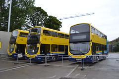 Dublin Bus SG438 181-D-44889 - SG432 181-D-44897 - SG402 181-D-44223 (Will Swain) Tags: dublin broadstone depot 16th june 2018 bus buses transport travel uk britain vehicle vehicles county country ireland irish city centre south southern capital sg438 181d44889 sg402 181d44223 sg 402 438 sg432 181d44897 432