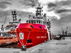 VOS Fabulous - Aberdeen Harbour Scotland - 27/01/2019 (DanoAberdeen) Tags: vroonoffshore vosfabulous vosf candid amateur 2019 danoaberdeen aberdeen ship shipping offshore seaport maritime seafarers oilrigs tug aberdeenscotland aberdeenharbour cargoships supplyships abz abdn gb uk shipspotters shipspotting ahts anchorhandling northeast tugboats scotland harbour psv oil oilships workboats water northsea ships vospassion tagged north seawaterriver deemarine operations centre danophotography sealife seaman seawoman grampian merchantships oilindustry fittie footdee pocraquay pier fish fishing vessel boat
