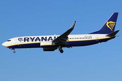 EI-EBM_01 (GH@BHD) Tags: eiebm boeing 737 738 737800 b737 b738 fr ryr ryanair bfs egaa aldergrove belfastinternationalairport aircraft aviation airliner