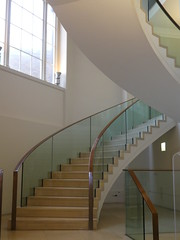 UK - London - Bloomsbury - Gower Street - UCL Main Quad - Octagon building - Staircase (JulesFoto) Tags: uk london england southbankramblers bloomsbury ucl maincampus