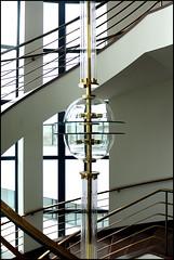 """""""Treppenhaus IGM 02"""" (Martin_Feller) Tags: treppenhaus treppen architektur stairway innenansichten haus stadt"""