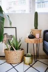 A Pair & A Spare | Small Spaces Series: How To Make Your Living Space Look (And Feel) Bigger (CoolHomeStyling) Tags: home decor design styling interior