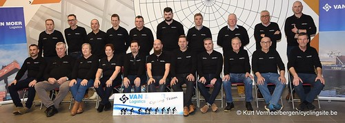Van Moer Logistics Cycling Team (252)
