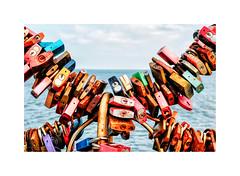 Timmendorfer Strand XIX (Passie13(Ines van Megen-Thijssen)) Tags: deutschland timmendorferstrand timmendorf schloss slot love liefde liebe fujifilm x100f bunt inesvanmegen inesvanmegenthijssen